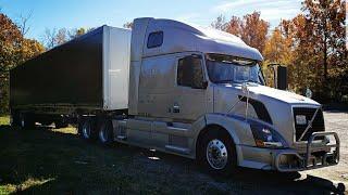 Купил 2009 Volvo VNL670. Провожу Т. О.