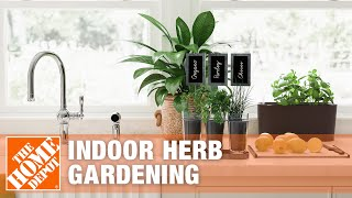 Indoor Herb Gardens: Tips And Tricks | The Home Depot