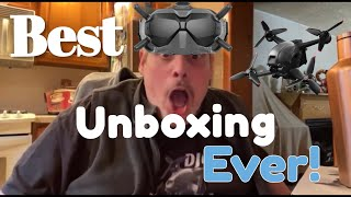 Best Unboxing of the DJI Refresh FPV Drone