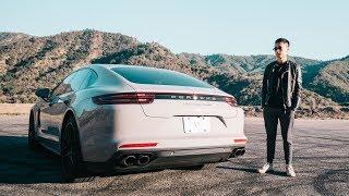 $200,000的轿跑! - Porsche Panamera Turbo!