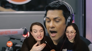 Gary Valenciano I Will Be Here and Warrior is a Child Wish FM Reaction Video