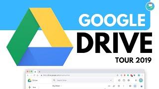 My Google Drive 2019 Tour