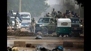 Sudan crisis: Death toll rises to 60 - VIDEO