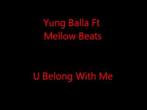 Odanga - U Belong With Me (Prod. by Mellow Beats)