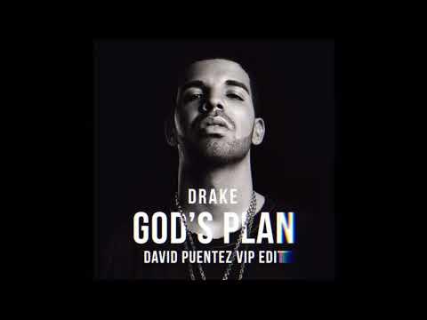 Drake - God's Plan (David Puentez VIP Edit) (видео)