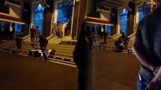 Viral Video Pria Banting dan Gulingkan Motor Beberapa Kali dari Tangga Masjid di Ciawi