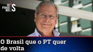 Dirceu escancara plano do PT e fala em estreitar laços com Cuba