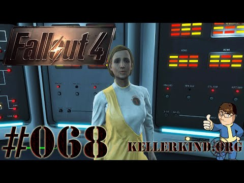 Fallout 4 #068 - Unterwegs im Institut ★ Let's Play Fallout 4 [HD|60FPS]