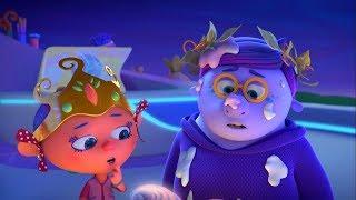 Три почему – Монсики – мультфильм для детей – Чувства и эмоции