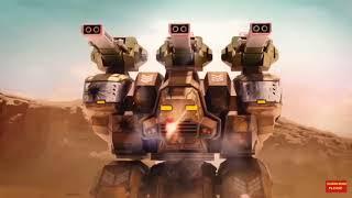 War Robots Believer (Imagine Dragons)