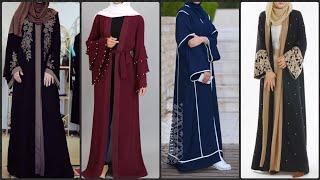 NEW Abaya Designs Collection/Dubai Abaya/Arabic Hijab/Burka Fashion