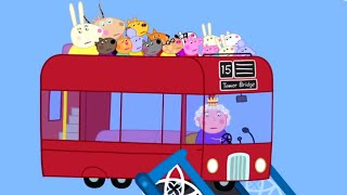 Peppa Pig English Episodes | Peppa Pig Goes to London 🇬🇧| Peppa Pig Official