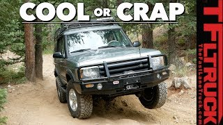 Is the Land Rover Discovery the Best OR Worst British Off-Roader?
