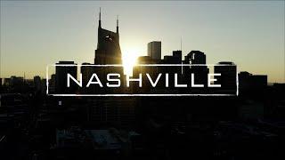 Nashville, Tennessee | 4K Drone Video