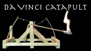 Make DaVinci Catapult DIY