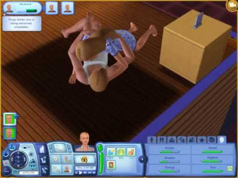 How to Make Sims Nude in Sims 2 with Pictures - wikiHow