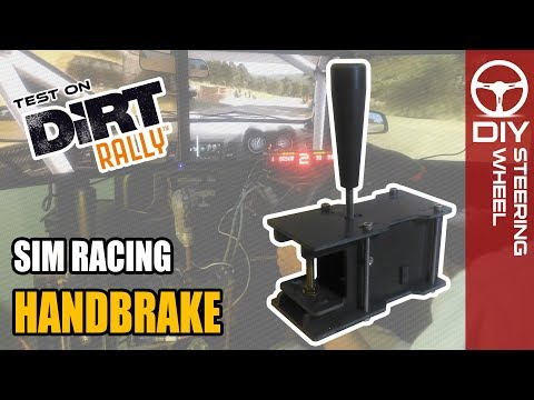 How To Make A Hydraulic Handbrake For PC (Super Easy & Cheap