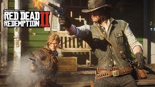 Red Dead Redemption 2 - 45 MIN PRIVATE DEMO BREAKDOWN! New Map Info! Walkthrough of Gameplay Info!