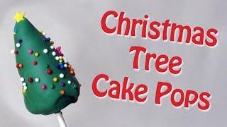 Christmas Recipe: How To Bake Christmas Tree Cake Pops