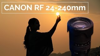 Canon RF 24-240mm f4-6.3 Lens First Look | Affordable RF Lens