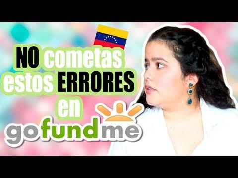 COMO HACER UNA CAMPAÑA DE GOFUNDME DESDE VENEZUELA #EPICSTORYTIME | SCARLETTMIAU