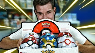 Wir öffnen ALLE NEUEN Pokéball Tin-Boxen 🔥