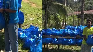 Agihan Bakul Makanan Ke KOA Selaor & KOA Kelab di Gerik, Perak