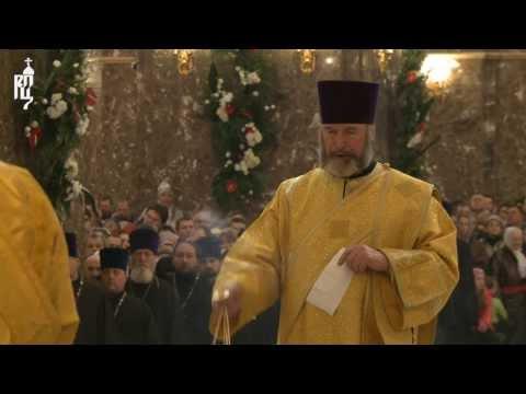 Патриарх вознес молитвы о упокоении всех трагически погибших в результате ДТП