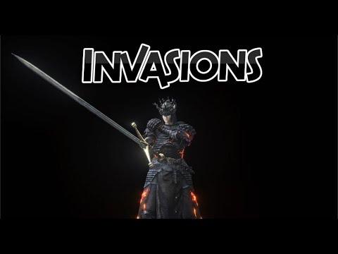 Im Back! (Dark Souls 3 Invasions)