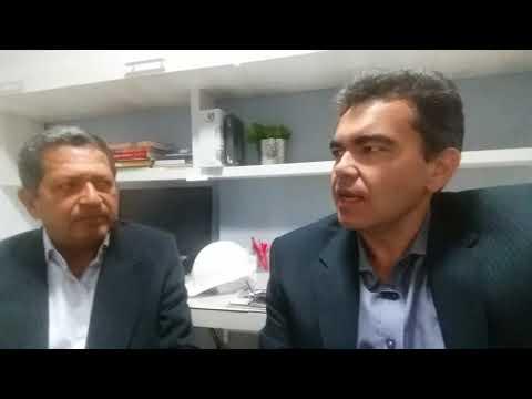 Entrevista com o candidato a presidência do CREA-MA Berilo