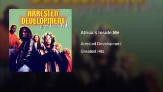 Africa's Inside Me