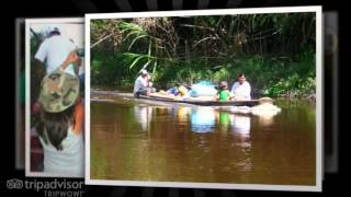 preview picture of video 'Pink River Dolphin Tour in Trinidad - Beni Bolivia Tourism'
