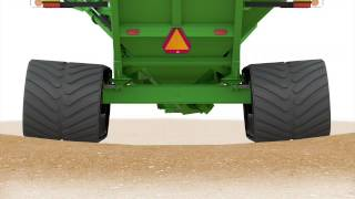 Equalizer Grain Cart Tracks