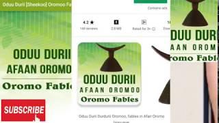 oduu durii afaan oromoo pdf - Kênh video giải trí dành cho