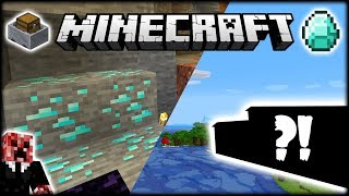 THE LUCKIEST FIND IN MINECRAFT?! | Let's Play Minecraft Survival