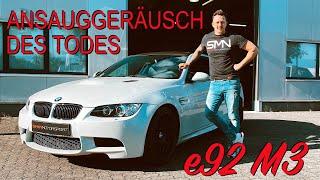 Warum der BMW e92 M3 der beste M3 ist!