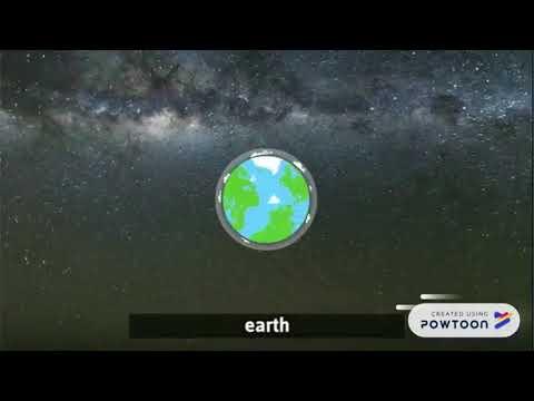 The origin of the moon - By Jake Breugelmans