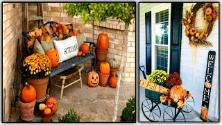 Cool Halloween Outdoor Decorations