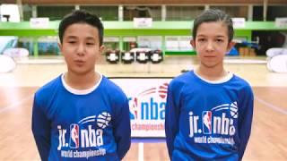 Jr. NBA Kazakhstan Recap
