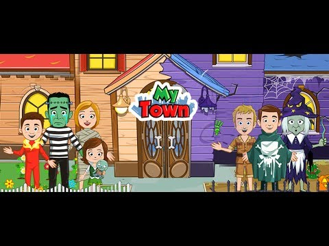 Vídeo do My Town : Haunted House (Casa Mal-Assombrada)