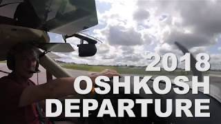 Oshkosh Departure 2018!