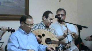 تحميل اغاني عندما ياتى المساء - غناء الفنان علاء قرمان - صالون المنارة 16/5/2012لحن محمد عبد الوهاب MP3