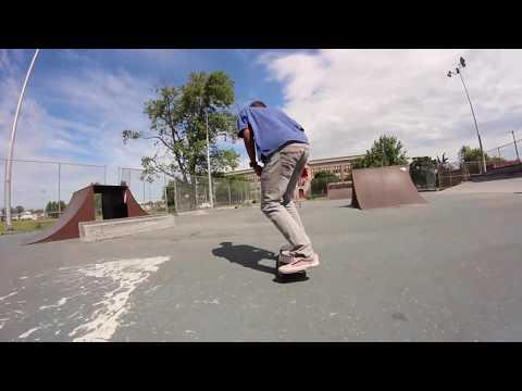 Maximo Gomez - Whitehall Skatepark (Philly)