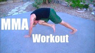 Dynamic Kung Fu Workout! by Kung Fu & Tai Chi Center w/ Jake Mace