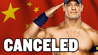 """John Cena """"Angers China"""" by Calling Taiwan a Country thumbnail"""