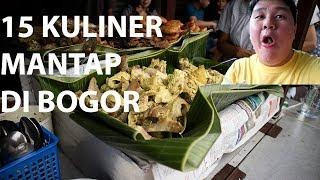 15 Kuliner Mantap di BOGOR