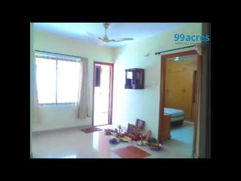3 BHK / Bedroom Apartment / Flat for rent in Shravanthi Orchids ...