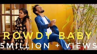 Rowdy Baby Dance Cover Song By Vivan Surya Shastry|| Maari 2 || Sai Pallavi || Dhanush|| Yuvan