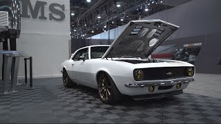 "Ironworks Speed & Kustom Talks ""Fairway '67"" Camaro and LT4   Chevrolet Performance   SEMA 2017"