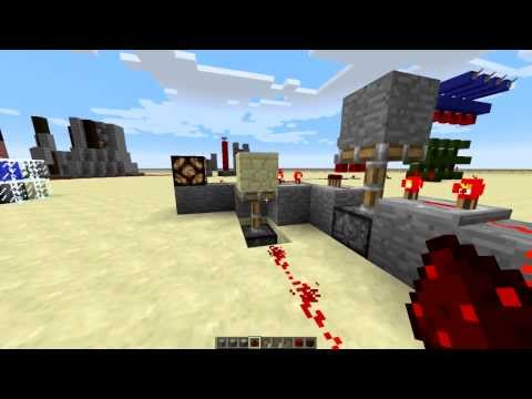 Minecraft: Fast And Stable Redstone Clock Tutorial (Redstone